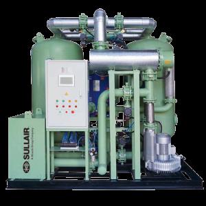 SPB系列 鼓風加熱再生吸附式乾燥機